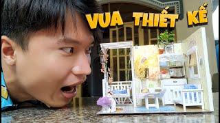 Tony | Cuộc Thi Xây Biệt Thự Tí Hon - Build DIY Dollhouse