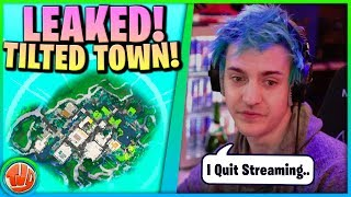 * BREAKING * Ninja has STOPPED!! * LEAKED * Tilted is about to CHANGE!! * BIG * ERROR FORTNITE!!