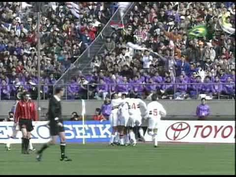 1993  Intercontinental Cup  AC Milan 2 X 3 São Paulo FC