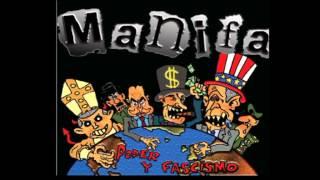 MANIFA - Poder y fascismo (disco completo)