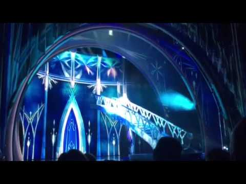 "Frozen Live At The Hyperion Theatre - ""Let It Go"""