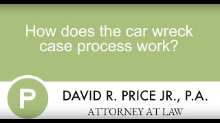How Does The Car Accident Claims Process Work?   Greenville Car Accident Lawyer