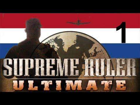 Supreme Ruler Ultimate - Legacy of the Netherlands 2 - 1