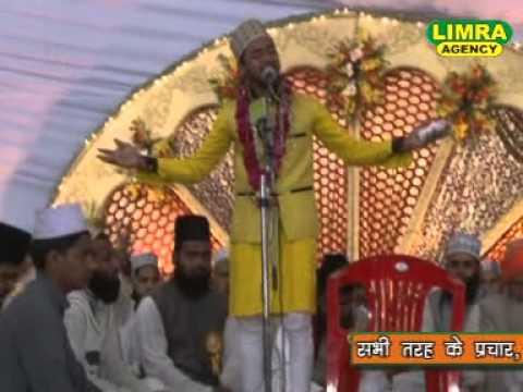 Nizamat Asif Raza Saifi  Nadeem Raza naat Tadi khana Lucknow  HD 2015 india