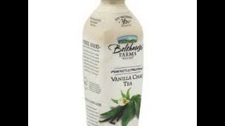 Shy's Bolthouse Farms Vanilla Chai Tea Review