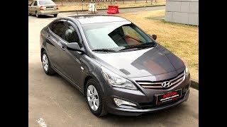 Hyundai Solaris, 2014, 1.6 MT (123 л.с.) Экспресс обзор от Сергея Бабинова, Автосалон...