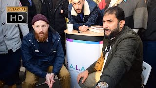 P2 - Zionist & Muslim! Adnan Vs Jos!eph | Speakers Corner | Hyde Park