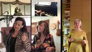 No Moon At All - Sara Gazarek, Janis Siegel and Lauren Kinhan