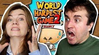 VITÓRIA OU DIVÓRCIO! - Hardest Game Ever 2 (iPad) - Parte 4
