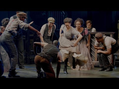 Official trailer: PARADISE SQUARE: A NEW MUSICAL