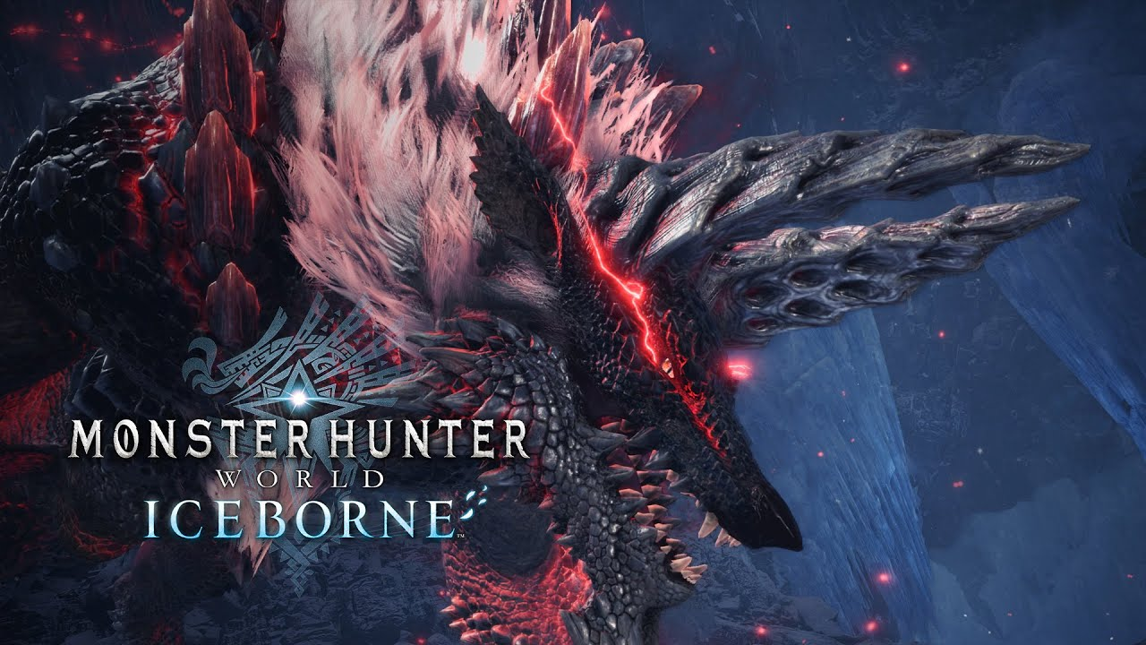 Monster Hunter World: Iceborne - Stygian Zinogre thumbnail