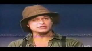 David Lee Roth ☠ TV Interview ☠ Van Halen 1984 tour