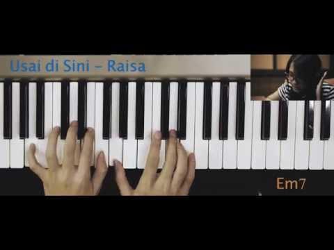 Raisa - Usai di Sini | Piano Tutorial/Cover | BananaKeys