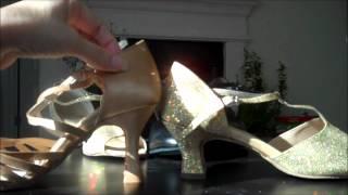 How to choose a ballroom dance shoe