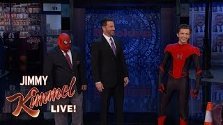 Download Guillermo vs Spider-Man Tom Holland Mp3 and Videos