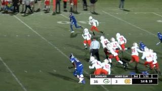 Henry Clay vs Frederick Douglass - KHSAA Football