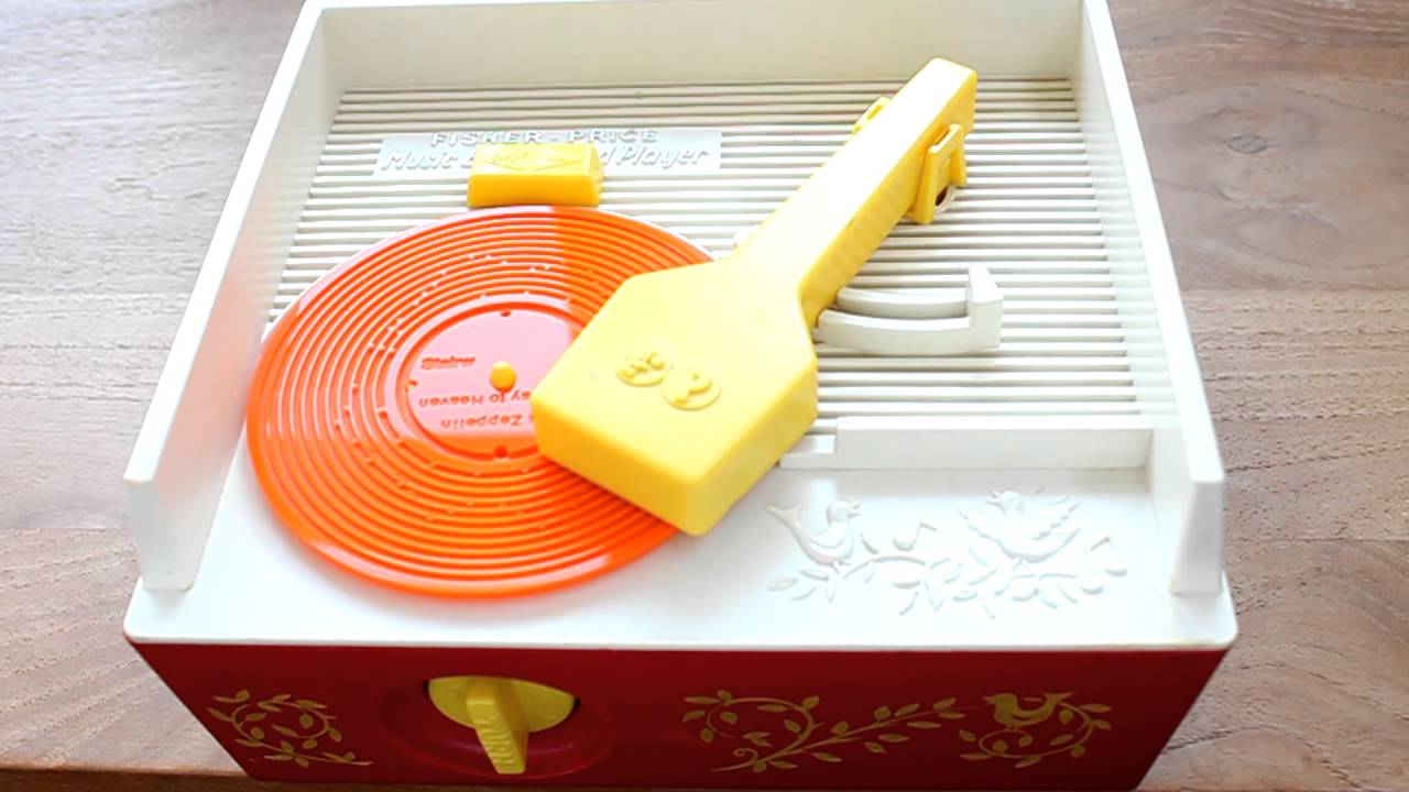 Toy turntable 55