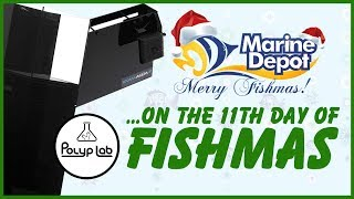 Eleventh Day of Fishmas 2018 ❄ Polyplab 15% OFF ❄ Final JBJ Tank GIVEAWAY ❄ AquaMaxx HOB-R $24 OFF