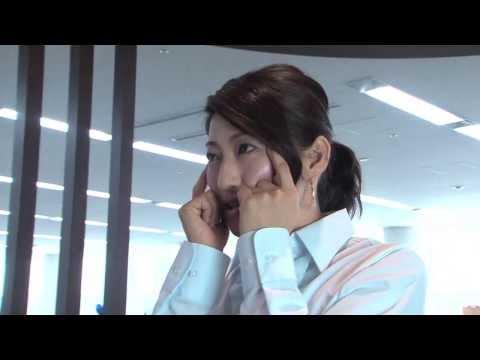 Body Attendantかつもとあきの「オフィスでできるスローストレッチ」【首と目の運動】