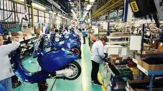 Vespa Sprint - How it's made