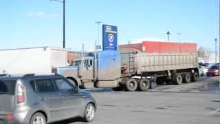 Peterbilt 379 Semi Dump Truck - Loud And Dirty