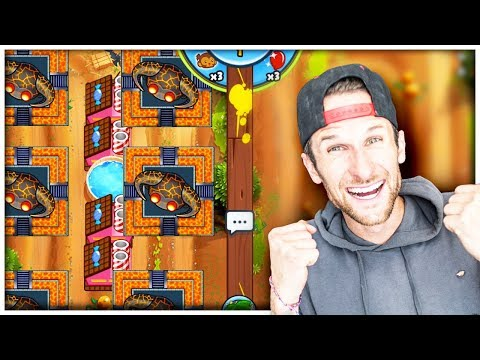 TEMPLES & FARMS :: Bloons TD Battles