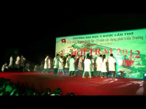 Ca Múa Khúc Hát Ngành Y - Hội Trại 2012 Ctump