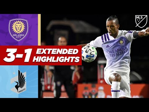 Orlando City 3-1 Minnesota United | Nani Stars in Massive Semifinal Upset! | MLS HIGHLIGHTS