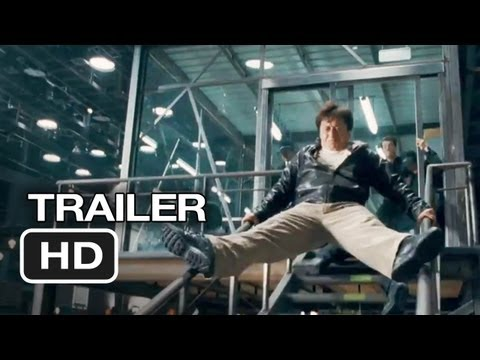 Chinese Zodiac Official Trailer #1 (2012)...