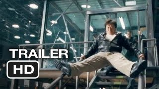 Chinese Zodiac Official Trailer #1 (2012) Jackie Chan Movie HD