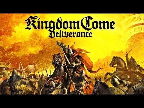 KINGDOM COME: DELIVERANCE  ★ Live #01 ★ Kampagne Gameplay Deutsch German