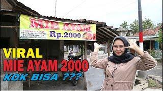 Gambar cover VIRAL MIE AYAM CUMAN 2000 KOK BISA ? #pwvlog