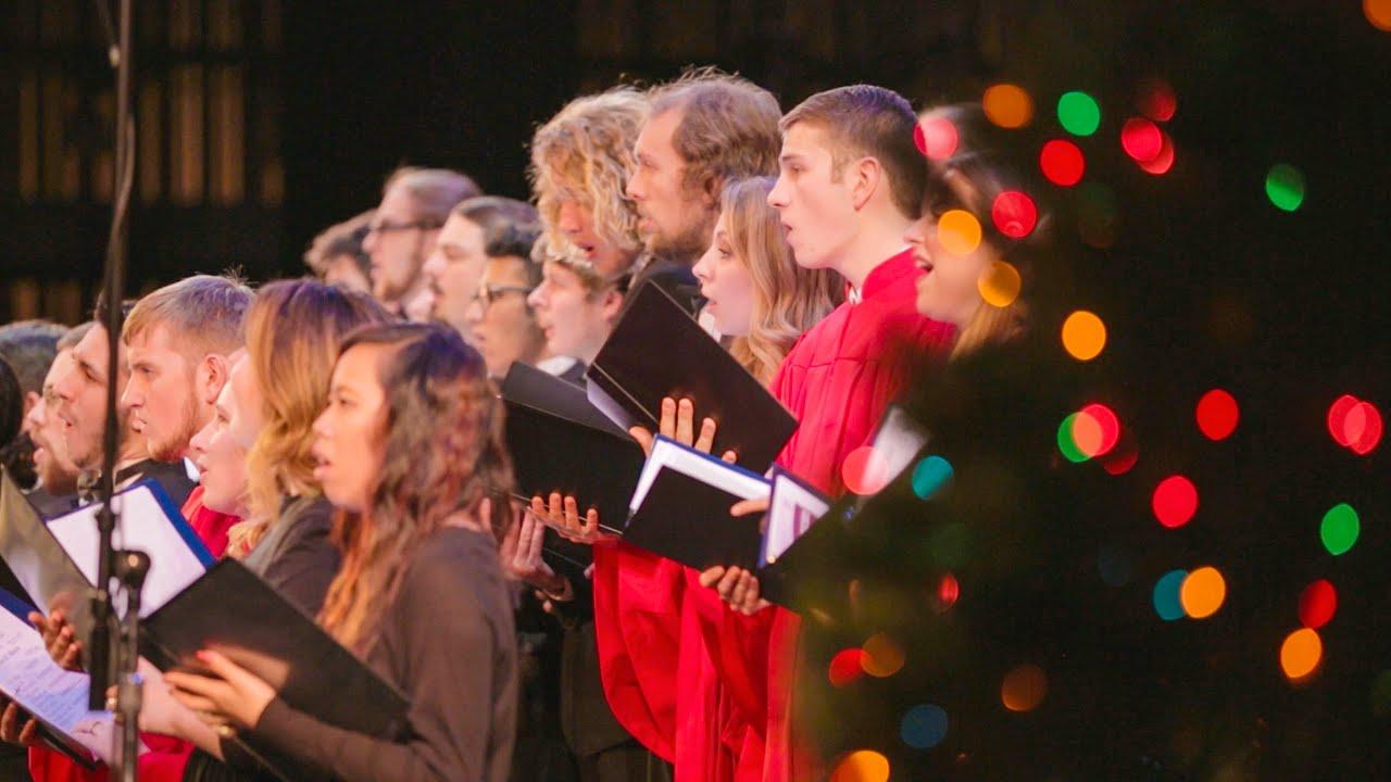 Sacred Sounds Of Christmas 2015