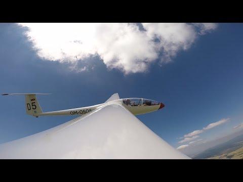 Summer Gliding - Junior Camp  2015