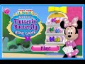 Mickey Mouse Clubhouse Full Episode - Minnie's Flutterin's Butterfly Bow Game