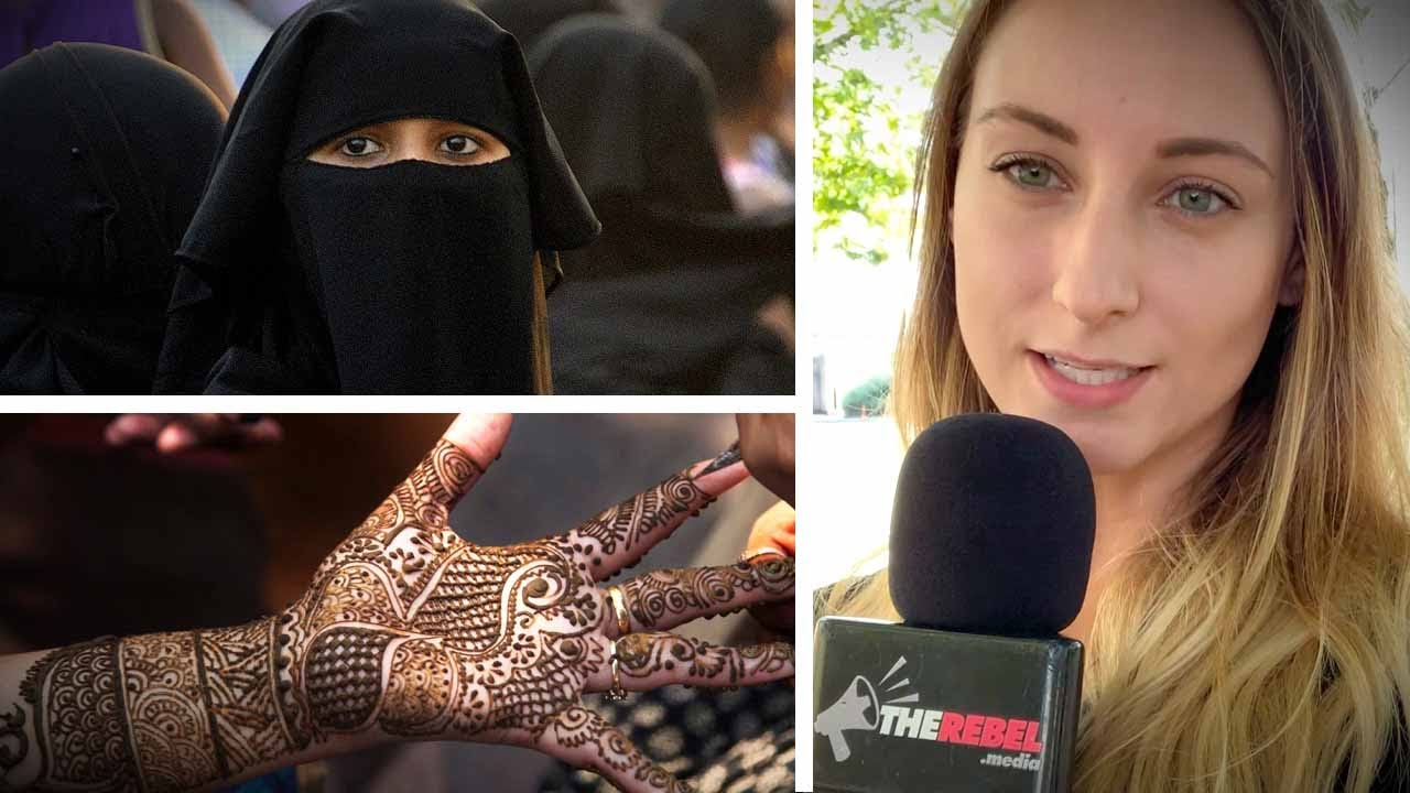 Jessica visits Tommy: Female Muslim visitor's special treatment by security | Jessica Swietonio