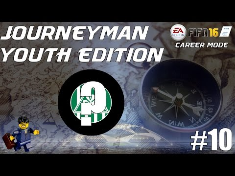 FIFA 16 Career Mode - Journeyman Youth Edition - NEW TEAM  #10