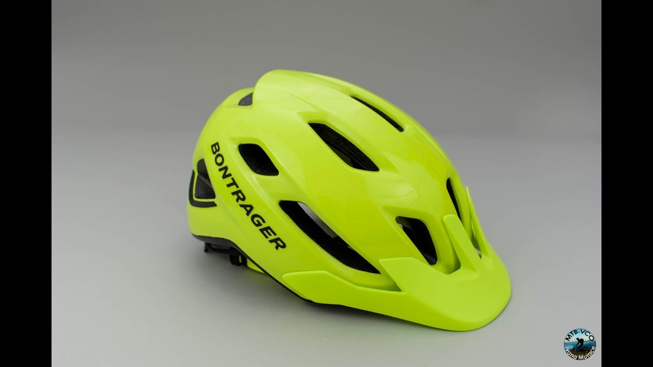 low priced official site quite nice In test: BONTRAGER Quantum MIPS - YouTube