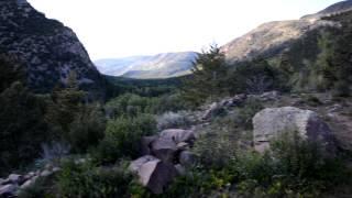 My Cabin in Whiterocks Canyon Utah