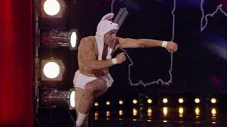 Podczas tego występu Agustin nie wytrzymał i WCISNĄŁ CZERWONY PRZYCISK! [Mam Talent!]