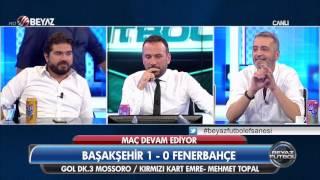 (T) Beyaz Futbol 21 Ağustos 2016 Tek Parça