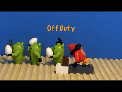 Download Lego Angry Birds TOONS: off duty Mp4 baru