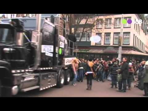 Radio 538: Armin=538 ( Ludieke stunt in Amsterdam )