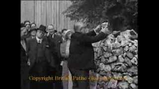 Sultan Muhammad Shah Aga Khan 3 visit to Glasgow(1938)