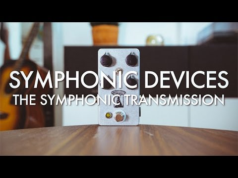 Symphonic Devices - The Symphonic Transmission (demo)