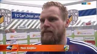 26.Spieltag RL Saison 13/14 FC Carl Zeiss Jena - Berliner AK 07