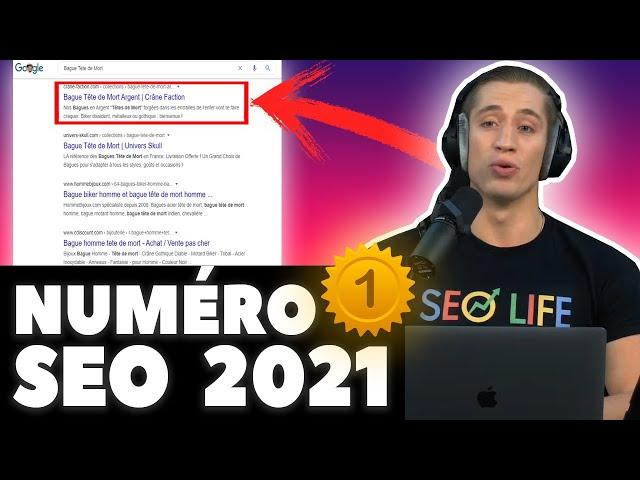 SEO 2021 : RANKER N°1 sur GOOGLE ? (Dropshipping Show #2)