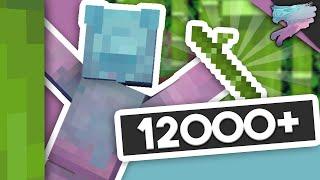 Minecraft Easy Bamboo Farm! 12,000+ Bamboo per Hour! 1.16