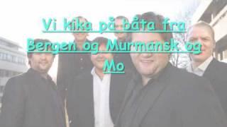 DDE - Vinsjan på kaia lyrics