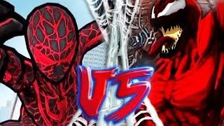 Venom (May Parker) VS Carnage Battle, Gameplay #35 | Marvel Spider-Man Unlimited